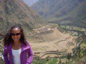Inca Trail Ruins