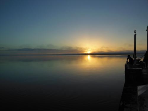 Corozal sunrise 2